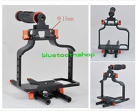 Wholesale NEW Camera Cage top handle Rod Block RIG for D MARK II D