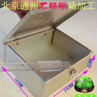 Wholesale Thick stainless steel box handle by custom map nice strong durable