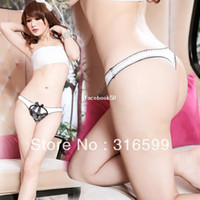 Women Polyester Boxers & Boy Shorts Free Shipping Sexy Tangas Women Sexy Thong Panties Sexy Woman in Panty Images Wholesale Women Underwear Dropship YST8012