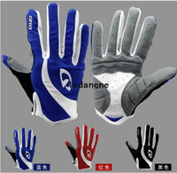 Wholesale Racing Gloves Motorcycle Gloves Dirt Bike Cycling FULL Finger Gloves MTB Bicycle Gloves Mountain Road Bike M XL