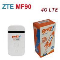 Wholesale LTE TDD2300MHz MiFi Router ZTE MF90 Unlocked Support LTE TDD HSPA WCDMA EDGE GSM M HSPA MIFI G Wireless Router