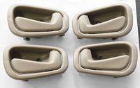 Wholesale 100 Brand factory cheap New Interior Door Handle for Toyota Corolla Chevrolet Prizm Beige Pair Set of