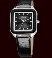 Wholesale good black hot brand new leather belt women watch Christmas Gift Lady s Luxury Watch Fashion Women s Watches Quartz Wristwatches