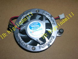 Wholesale new GPU cooler fan for LENOVO ATI Radeon HD VGA cooler
