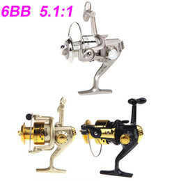 Wholesale New Pesca BB Ball Bearings Left Right Fishing Reel Interchangeable Collapsible Handle Fishing Spinning Reel Wheel SG3000 H9846
