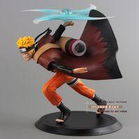Big Kids naruto - EMS NEW Anime Naruto Uzumaki Naruto PVC Action Figure Collection Model Toy NTFG041