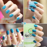 multi Gel Polish Velvet Wholesale Free shipping Manicure velvet nail polish swansdown nail polish nail cosmetics manufacturers W927 wholesale velvet