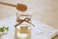 Wholesale New Arrive MINI Wooden Honey Dippers Wedding Favors