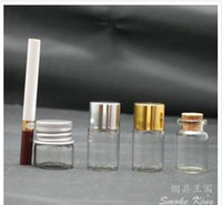 Wholesale Variety Small section of glass storage bottles