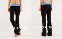 Wholesale amp Retail New Designer Brand LULULEMON Pants Cheap Yoga Lulu lemon Clothing Pants