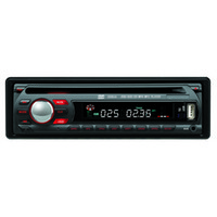 car radio cd player - Vehicle DVD Player KSD Audio Car DVD Player Receiver Stereo Radio DVD CD MP3 FM USB SD AUX in Dash Remote Control Detachable panel Q0191A