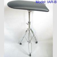 tattoo chair - Steel Tattoo Arm Leg Rest Stand Portable Adjustable Chair Supply IAR B