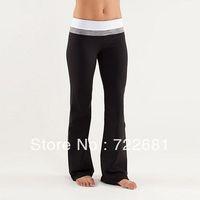 Wholesale Lululemon Yoga Pants For Girls Lululemon Yoga Long Pants Women Sportwear Casual Loose trousers Available Size