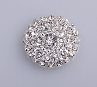 Wholesale Flat Back Rhinestone Embellishment mm Silver Color Used On Wedding