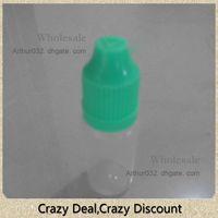 Not Specified Eliquid Bottle eGo  Hot Selling Colorful Safety 10ml PET E Juice Dropper Bottle E liquid Plastic Bottle EGo Series Electronic Cigarette E-cig EGo CE4