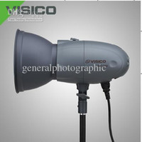 Wholesale VT300 W STUDIO FLASH LIGHT VISICO with reflector