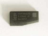 Wholesale PCF7935AS PCF7935 ID44 car key transponder phillips Crypto blank chip china post air mail