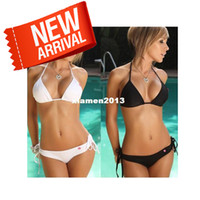 Wholesale Factory Price COLORS New Arrival Sexy Bikini Swimwear Hot selling Shoulder Strap BikiniWholesale and Retail