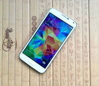 Wholesale HDC S5 SM G900 G900F G900H Android4 KitKat MTK6582 Quad core IPS pixel screen GB RAM gb ROM MP Healthcare GPS