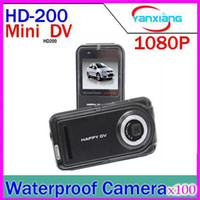 Wholesale DHL Waterproof digital cameras inch screen M digital Zoom HDMI port p Video Recording YX DV