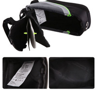 Wholesale High Quality ROSWHEEL Bike Bicycle Frame Pannier Front Tube Bag for Cell Phone