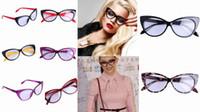 Wholesale Summer Girl Eyeglass Frame Resin Clear Lens Optical Glasses ZUS