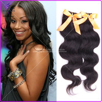 Wholesale Queen Hair Products Peruvian Human Hair Weave Peruvian Hair Extensions G Bundle Peruvian Virgin Hair Body Wave Natural B