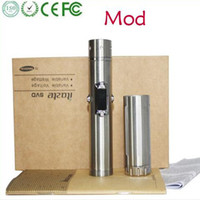 Cheap Hot sale E cigarette Variable Voltage Itaste SID Telescopic Mechanical Magneto itaste Svd Vamo v5 mod Chi You mod Dhl Free Shipping
