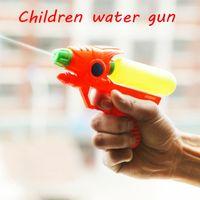 Gun Model Toys Plastic 10pcs Children plastic water gun Children toys air pressure water gun cap pistol cap gun