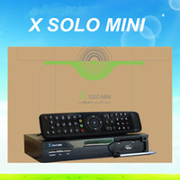 Receivers DVB-S  X Solo Mini vu solo could ibox 2 with BCM7325 DVB-S2 enigma2 Best Linux Satellite Receiver X Solo Mini have instock now