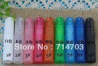 Yes Plastic Refillable Bottles Wholesale Mix Order 50pcs lot 5ml Multicolor Translucence Plastic Atomizer Bottle Travel Makeup Perfume Spray Refillable Bottle
