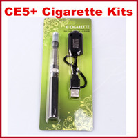 CE5S Blister Kits Pack Ego CE5+ Atomizer for E Cigarette 650...