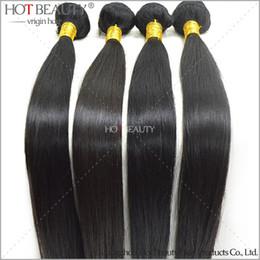 Wholesale 7 Days Return Guarantee One Donor Young girl brazilian virgin hair straight human hair weaves