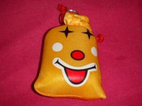 Unisex 2-4 Years Multicolor Funny Music & Laugh Laughing Bag, Happy Joke Gag Gift, Novelty Prank, Trick Toys Wholesale, Free Postage by China Post Airmail