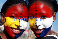Wholesale 2014 World Cup12ml color Face Paint Colored Drawing Body Paint Dozens