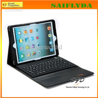 Folding Bluetooth Wireless Yes 5 Colors Wireless Bluetooth Keyboard Black Stand Leather Case for iPad Mini for iPad Air 5 iPad 2 3 4