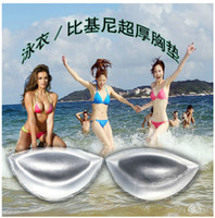 Cheap Silicone Bra Gel invisible inserts Pads Bras Push Up Enhancer