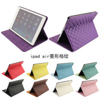 10pcs Luxury sheepskin Pattern PU Leather Tablet Case + PC c...