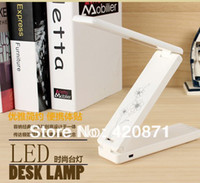 No Yes DC Free shipping, LED rechargeable desk lamp,USB rechargeable desk lamp,led portable folding desk lamp