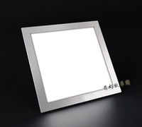 No 110-240V 2835 Free Shipping Square LED Panel light 3W 6W 9W 12W 15W 18W 24 ceiling lights Aluminum focus led Recessed Ceiling Down Lights Bulb+LED Driver