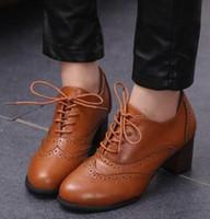 Wholesale - Cheap- Women s Platform shoes Espedrilla oxford shoes