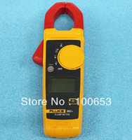 Digital Only 302+  Free shipping !! Fluke 302+ Digital Clamp Meter AC DC Multimeter Tester