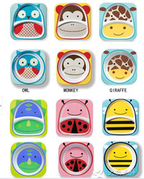 Wholesale 15 set x children s cartoon tableware dishes suit bowl plate Tableware