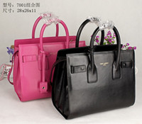 Wholesale New Arrived designer handbags Luxury leather casual bags x26x11cm factory prices fast