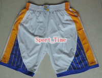 Wholesale Cheap Basketball Shorts Warriors Basketball Uniforms Revolution Best Quality Cheap Sports Apparel New Arrival Playoffs Fans Apparel