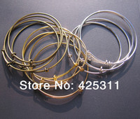 Wholesale hot new sale pc bangle frame for Alex amp ani style charm bracelet no charms included