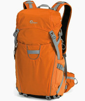 Wholesale Orange Photo Sport AW dslr case polyester Lowepro AW slr Popular camera bag