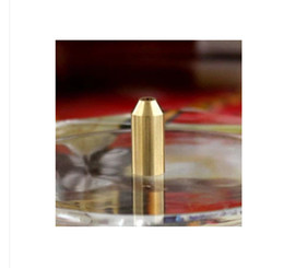 Wholesale Brass Gas Refill Adapter For st Dupont lighter Line Gold