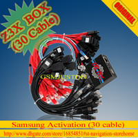 Wholesale The Latest Original Z3X Box for Samsung flash amp unlock amp repair with cables set New update for samsung S5