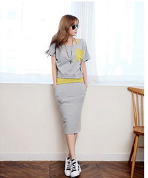Wholesale Korean version of the hit summer new women s solid color three piece dress